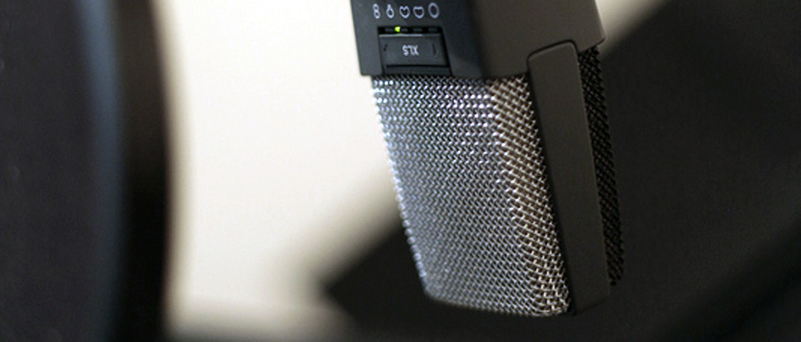 Voice Over Mic