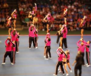 pink stunts